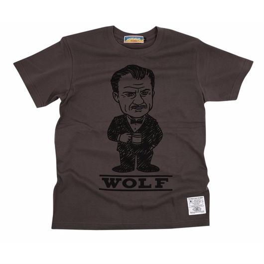 ウルフTシャツ