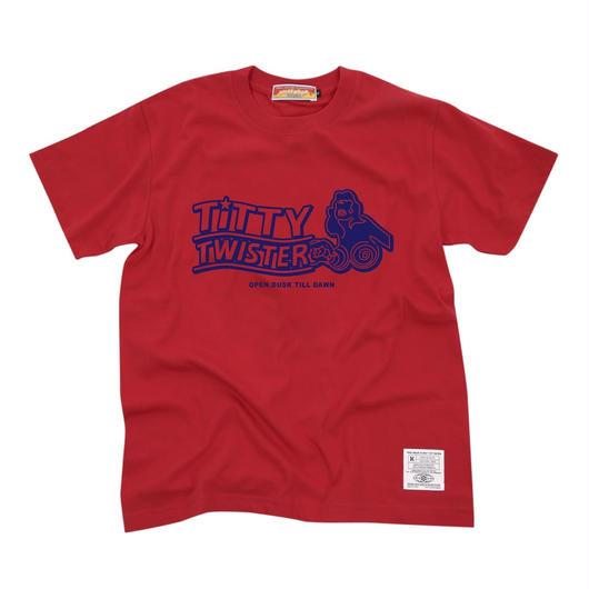 TITTY TWISTER Tシャツ