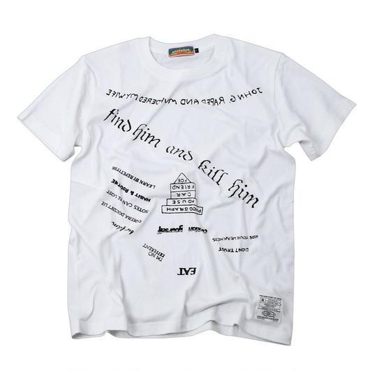 メメントモリタトゥーTシャツ