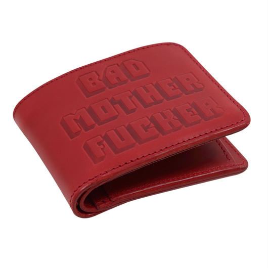 BAD MOTHER FUCKER財布(赤)