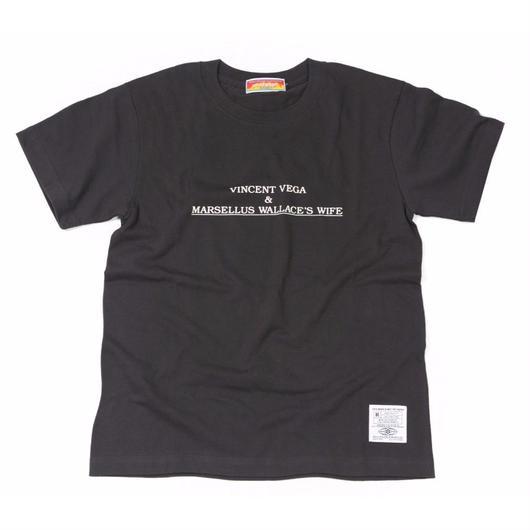 TYPOGRAPHY Tシャツ