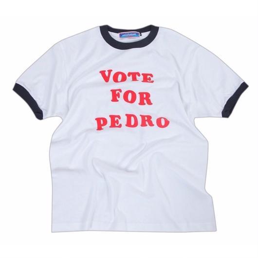 VOTE FOR PEDRO Tシャツ