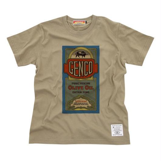 GENCO OLIVEOIL Tシャツ