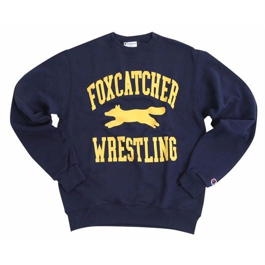 TEAM FOXCATCHERスウェットトレーナー