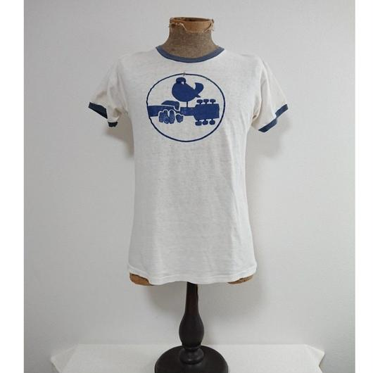 【 1970s  Woodstock 】Trim T-shirt