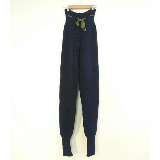 Military  Woolen  knit  pants