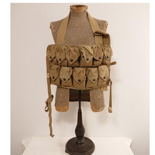 【 1910s  U.S.ARMY 】 Grenade vest   ( Dead stock)