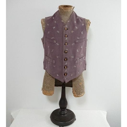 ~1940s  French embroidery  Gillet