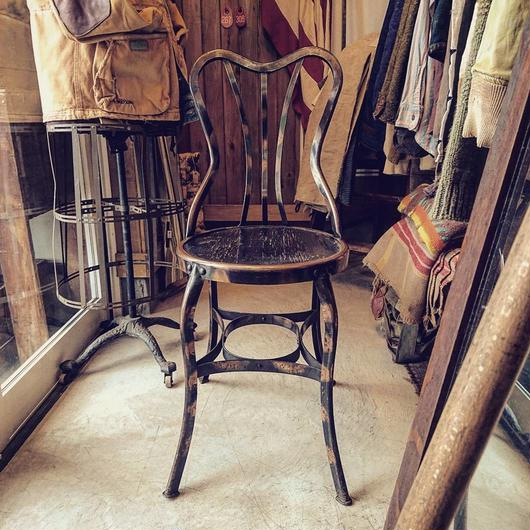 TOLEDO   japanned  chair