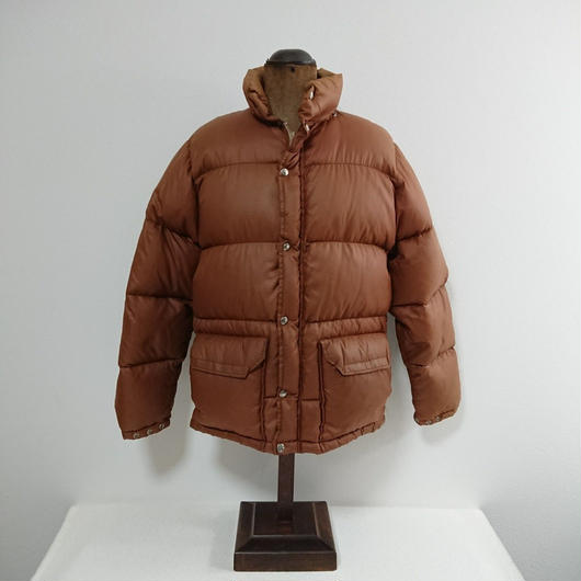 1970s THE NORTH FACE    Nylon Down jacket