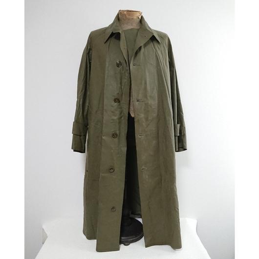 【 1950s U.S.ARMY 】 Rain coat