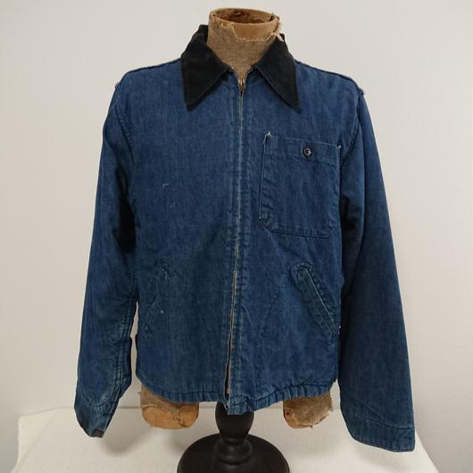 ~1960s   Denim work  jacket