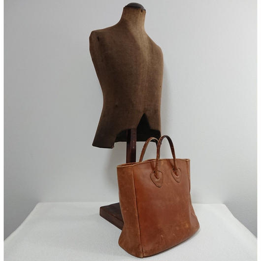 1970s  LL BEAN   leather  bag