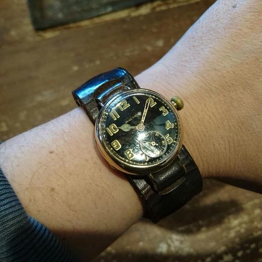 In  1916  WALTHAM  Antique  Watch