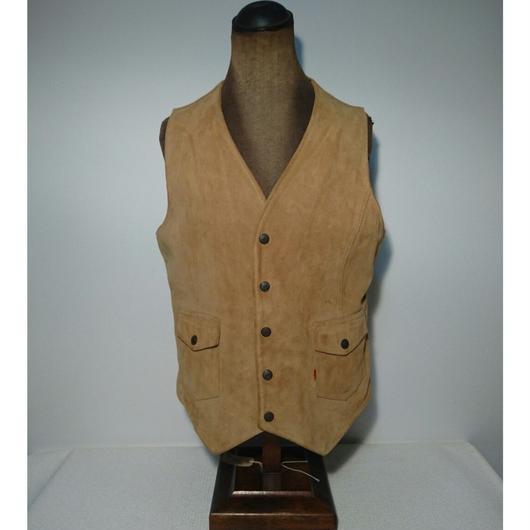 1970s    DEAD STOCK   「LEVI'S」    suede  vest