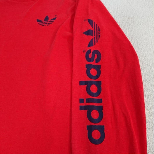 【 1980s~  adidas 】 Long T-shirt
