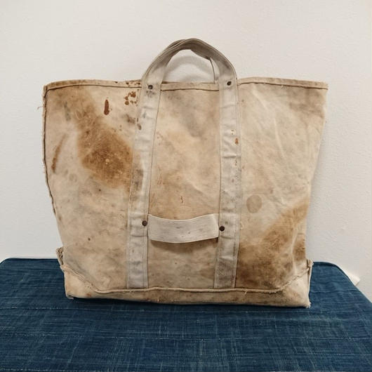 【1940s~1950s】  Canvas  Tool  bag