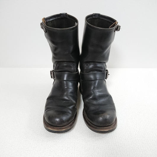 【1990s RED WING】968  Engineer boot   NON STEEL TOE