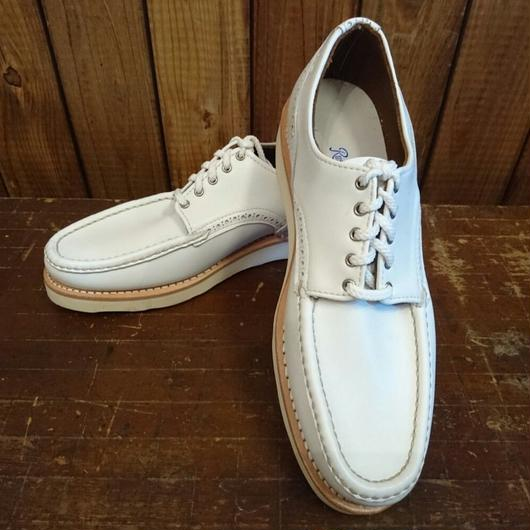 RUSSELL  MOCCASIN × VINTAGEAIR別注  COUNTRY OXFORD   (WHITE)