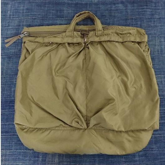 【 90s USAF 】Nylon   Helmet bag