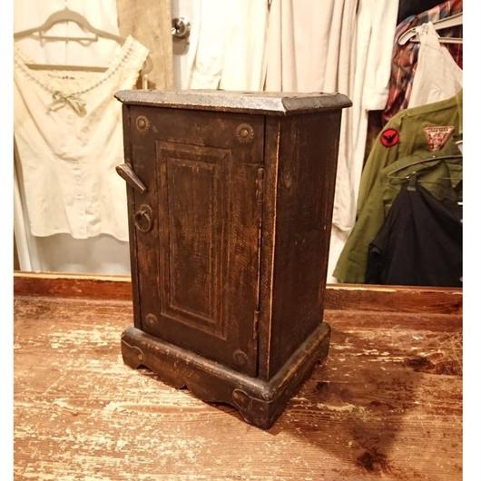 ~1940   French Wooden accessory box
