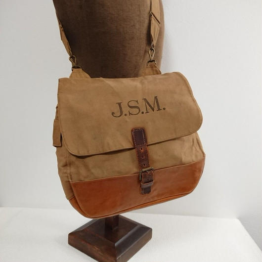 1910s  British army  shoulder bag