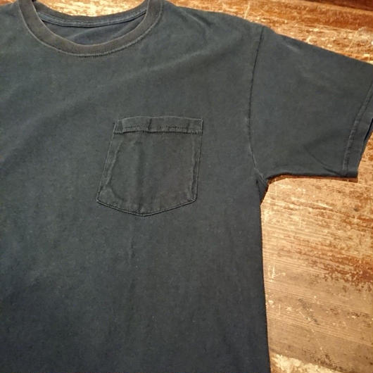 Black  Pocket  T-shirts