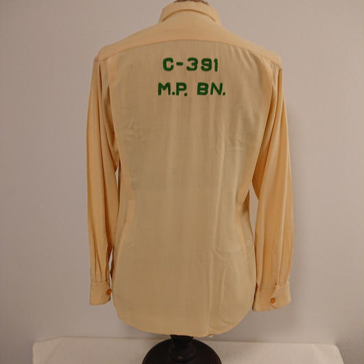 1960s~1970s    Rayon  Bowling shirt