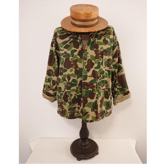 1980s~ Duck Hunt camouflage  jacket