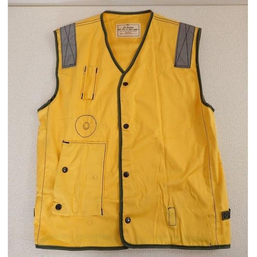 【 1970s  U.S.NAVY  】 LIFE PRESERVER    vest  「dead stock」
