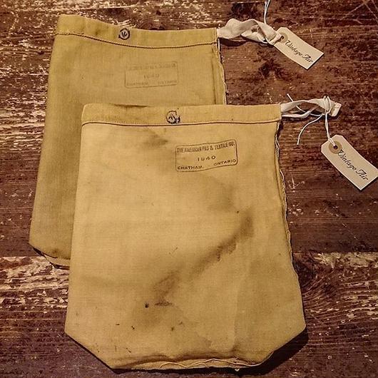 【British army】Drawstring bag