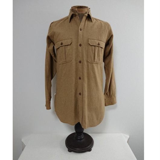 【 WW1  U.S.ARMY 】Wool shirt