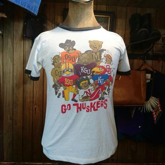1980s Champion trim Tshirt