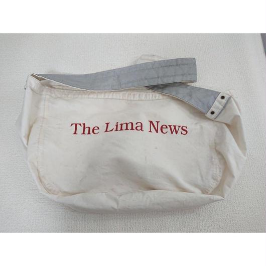 1980s~  American newspaper  bag