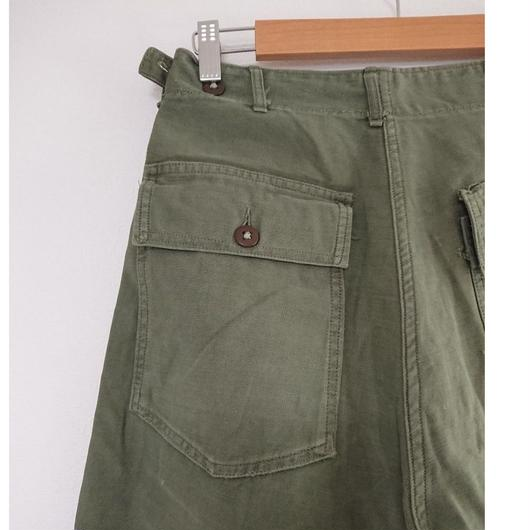【 1960s  U.S.ARMY 】  Baker pants