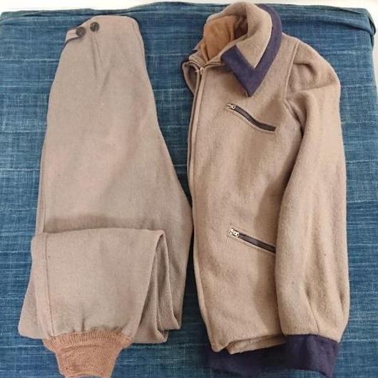 1930s  Wool sports wear