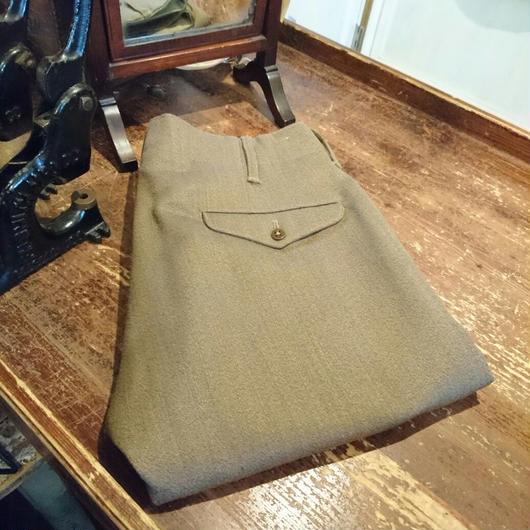 RRL Brown  chambray  pants