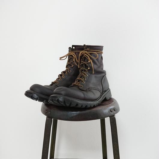 1950s CHIPPEWA   Logger boots