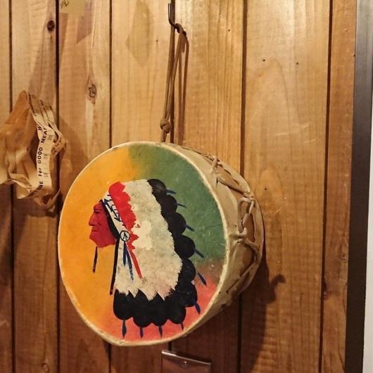 Indian festival drum