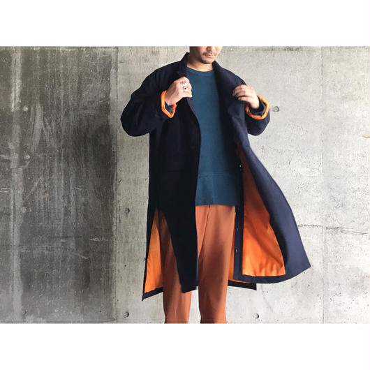 【THEE】padded gown coat.
