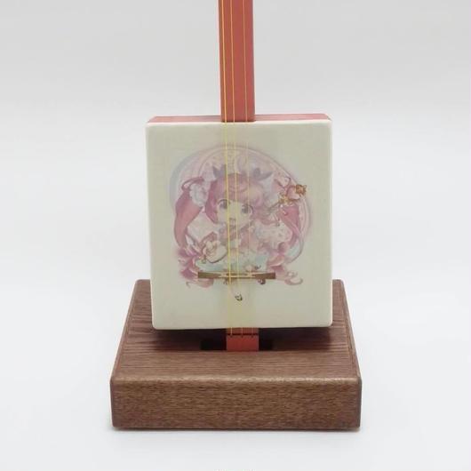 [29176] 魔法少女リプル 気軽に本格派三味線『しゃみボーイ』(Shamiboy)丸東さわり付き