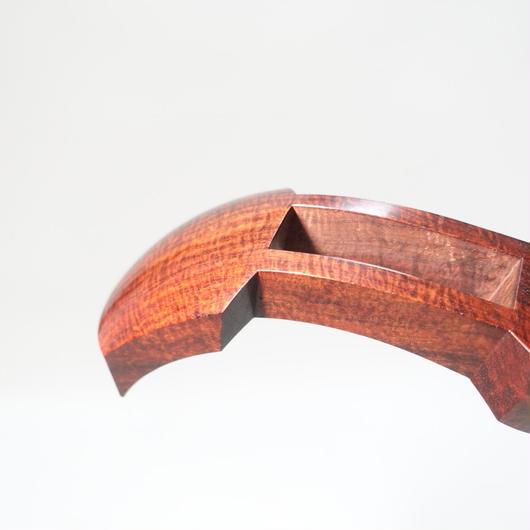 [29180] 【地唄】紅木金ほぞ付属品なし 僅