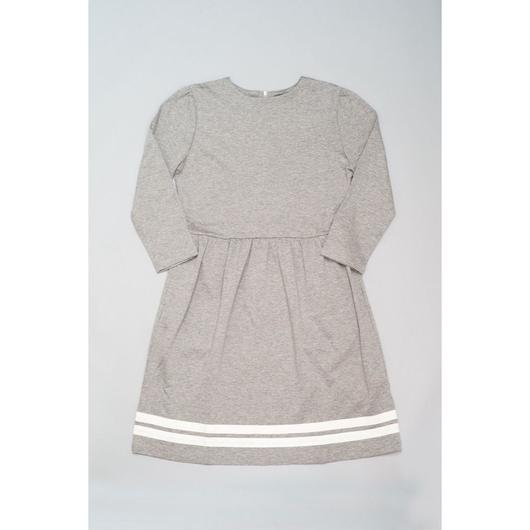 Sailor Dress/ Grey