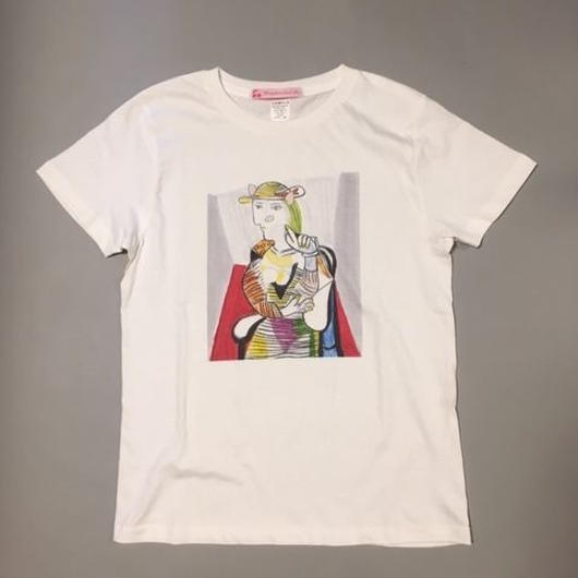 """BOOKO THE MUSE """"PICASSO"""" WHITE ぶーこミューズピカソ ホワイト"""