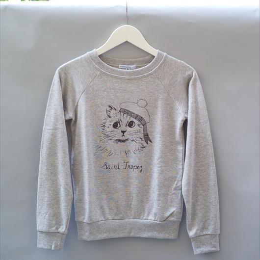 Saint-Tropez Cat Sweatshirts