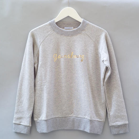 GAINSBOURG SWEATSHIRTS GREY
