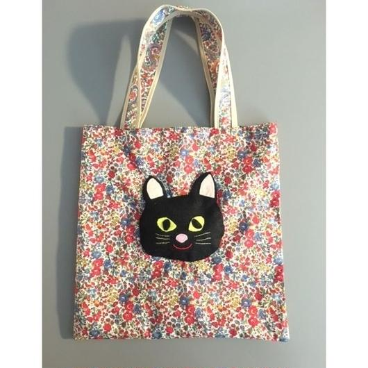 CAT BAG LIBERTY PRINT