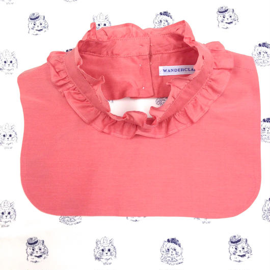 STAND COLLAR PINK