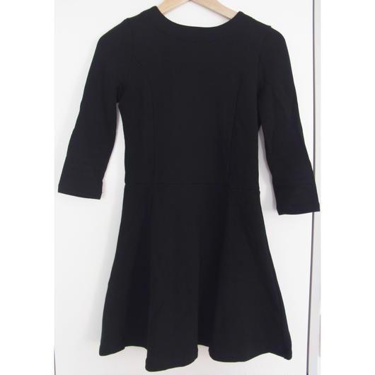 Jersey Dress ブラック