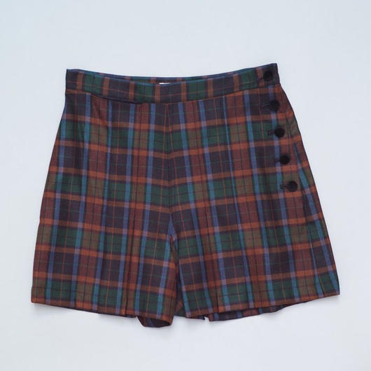 Short Pants/ Green Check